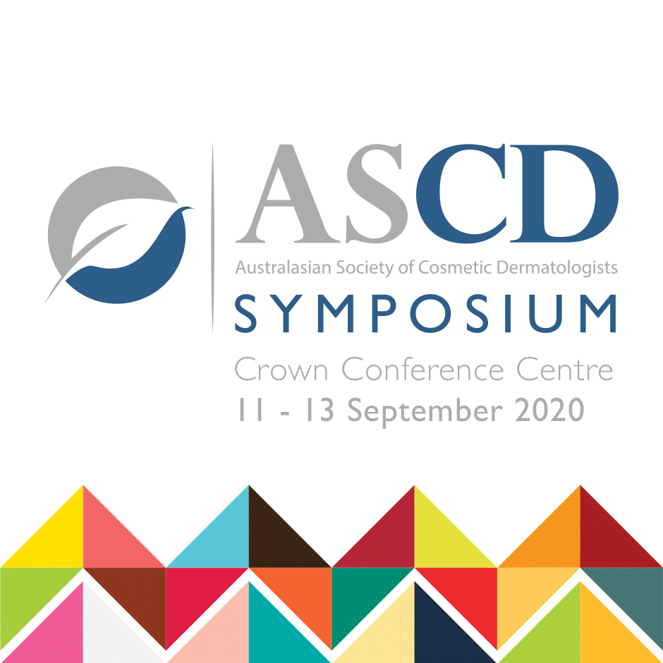 Australian Society of Cosmetic Dermatologist Symposium (ASCD) 2020