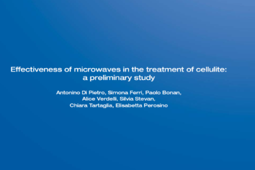 Effectiveness of Microwaves In the Treatment of Cellulite: A Preliminary Study