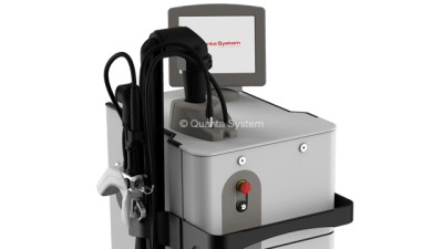 Quanta System Youlaser MT with Shelase Scanner View from the Top